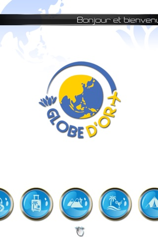 Globe d'or screenshot 1