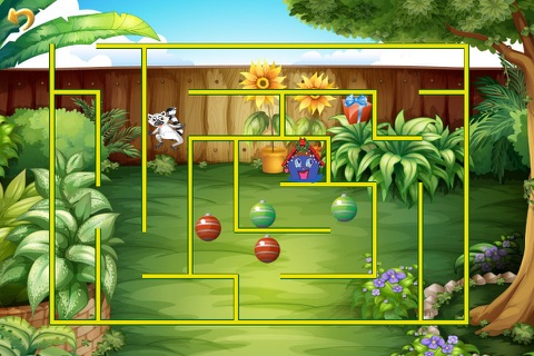Animal Cars Party Free: Fun Games for Preschool Kids screenshot 3