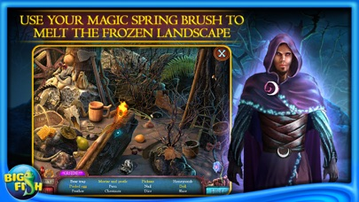 Myths of the World: Stolen Spring - A Hidden Object Game with Hidden Objects-1