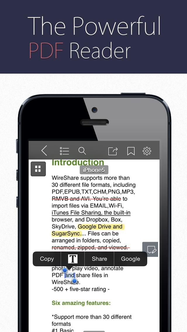 write on pdf app iphone