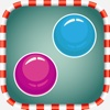 2 Dots Candy - Don't touch the spikes but crush the candy ! Amazing fun endless game candy crush