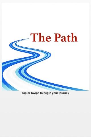 The Path; learn to walk w Jesus screenshot 1
