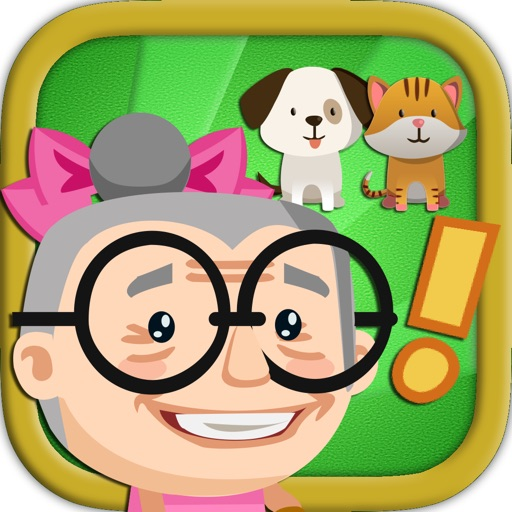 Watch Out! Granny iOS App