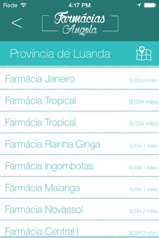 Farmácias de Angola screenshot 3
