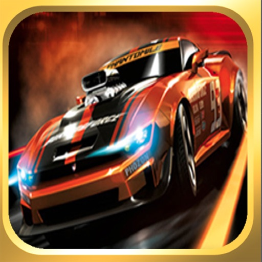 Road Racer-The Cops Chase Shoot War iOS App