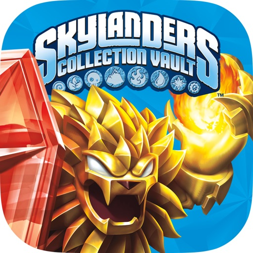 Skylanders Collection Vault™ iOS App