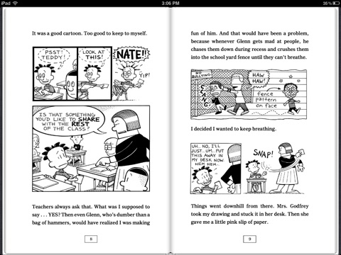 Big Nate Goes For Broke By Lincoln Peirce On Ibooks