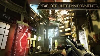 Screenshot #9 for Deus Ex: The Fall