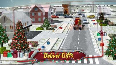 Screenshot #3 pour Santa Christmas Gift Delivery