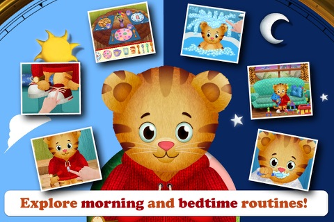 Daniel Tiger's Day & Night screenshot 1