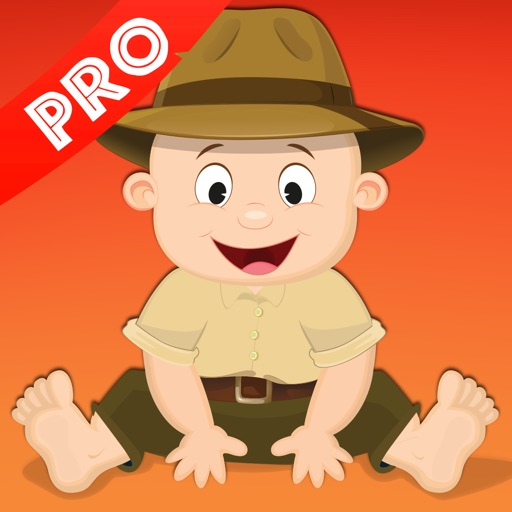 Milo's Photo Safari iOS App
