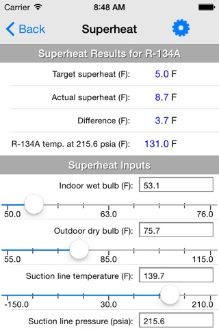 HVAC Toolkit screenshot 3