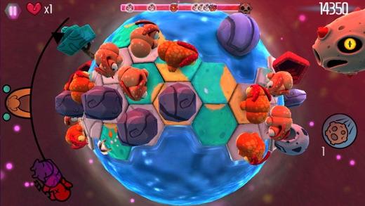 Celleste: Bug Planets Screenshots