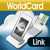 WorldCard Link - Instant Business Card Reader icon