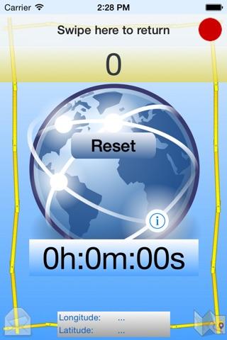 GPS MegaTape - Tape Measure screenshot 3