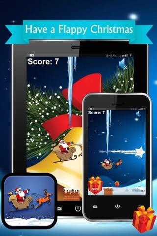 Flappy Christmas - Present Drop! screenshot 3