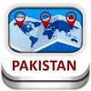 Pakistan Guide & Map - Duncan Cartography