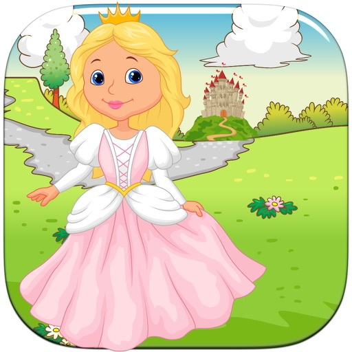 Fairy Princess Tale - Run For The Cinderella Dressing Girls Party FULL by Golden Goose Production iOS App