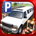 3D Impossible Parking Simulator - Real Limo and Monster Car Driving Test Racing Games Free icon