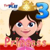 Princess Goes to School: Third Grade Learning Games School Edition