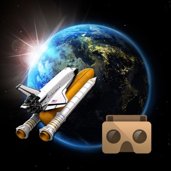 VR Space mission: Moon Explorer for iPhone