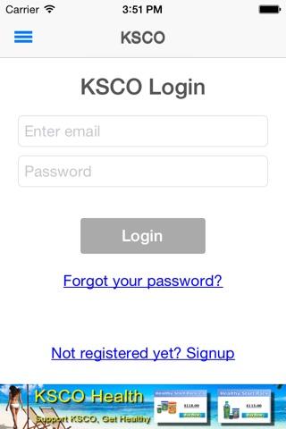 KSCO screenshot 4