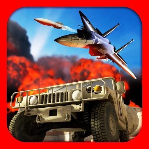 トラックシミュレータPRO  - 陸軍トラック運転手版。テストドライブと公園本物の軍用車、飛行機、タンク