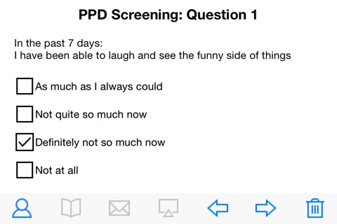 PPD Screening screenshot 4