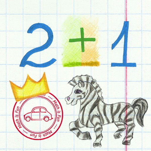 Math Is Fun Kids (2-7 years) iOS App