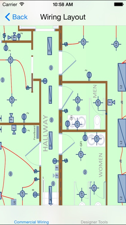 commercial wiring diagrams sample by yuhsiu lai commercial wiring diagrams sample