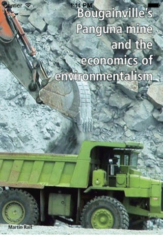 Bougainville's Panguna mine and the economics of environmentalism screenshot 1