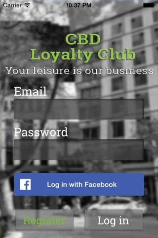 CBD Loyalty Club screenshot 1