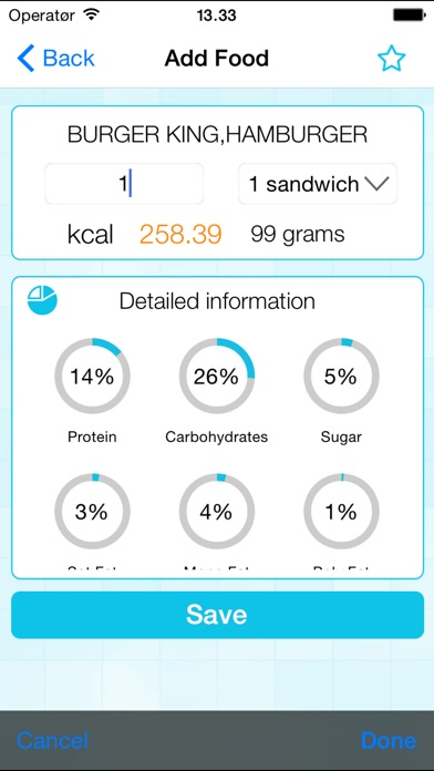 download Calorie Counter and Weight Loss Watcher apps 1