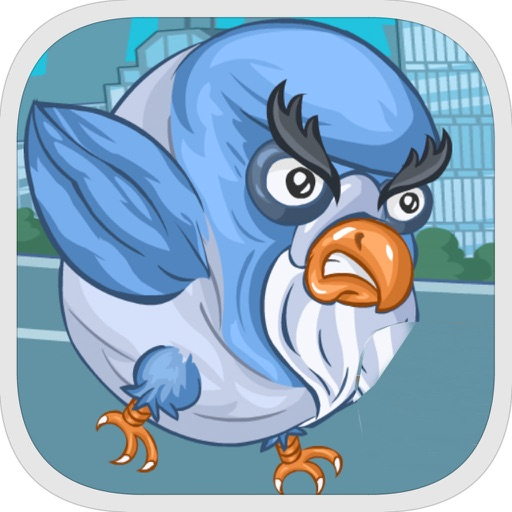 Angry Pigeon Bomber iOS App