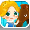 My Little Prince - Castle,  Princess & Pony Games for kids and toddler free