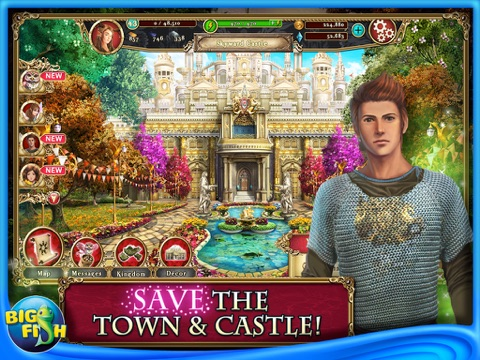 Awakening Kingdoms - A Hidden Object Fantasy Game-ipad-1