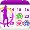 My period tracker - Fertility tracker for Women / Girl's Ovulation and Pregnancy