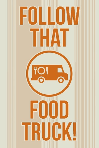 Follow That Food Truck! screenshot 1