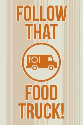 Follow That Food Truck! screenshot 1