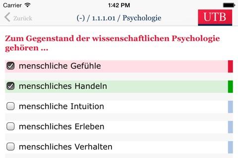 Pädagogische Psychologie screenshot 4