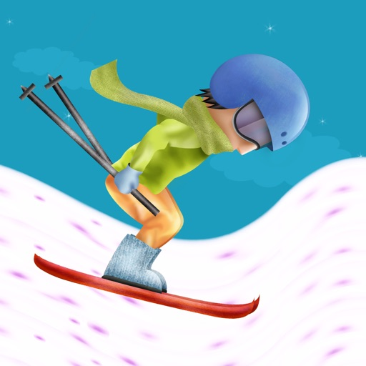 Awesome Ski Mountain Rider Pro - Cool speed Hill race iOS App