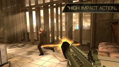 Screenshot #6 for Deus Ex: The Fall