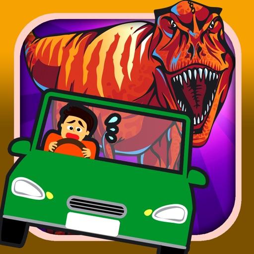 A Dino World Escape FREE - Wild Creature Hunter iOS App