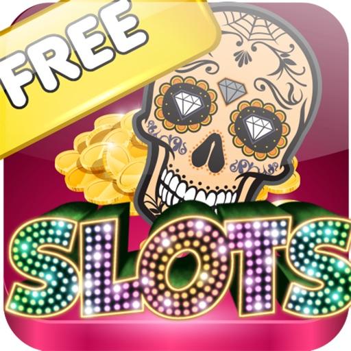Death Skull Casino Slots iOS App
