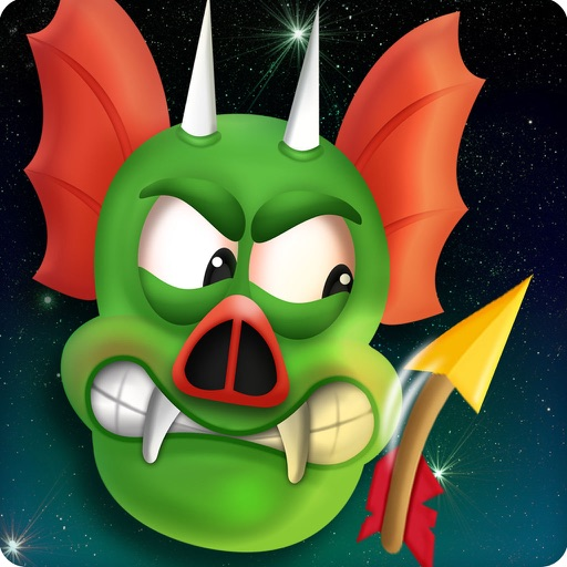 Shoot the Dragon iOS App
