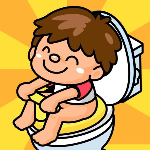 親子で楽しく!トイレトレーニング