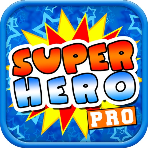 Superhero Quiz and Trivia PRO - Test your BIG Power Hero and Villain Movie IQ now! iOS App