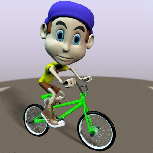 Crazy BMX Street Racing Mania Pro - cool speed street race game iOS App