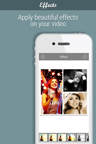 VideoFrame - Photo and Video frames screenshot 3