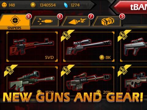 Игра Зов мини: Снайпер
